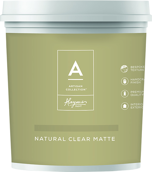 NATURAL CLEAR MATTE