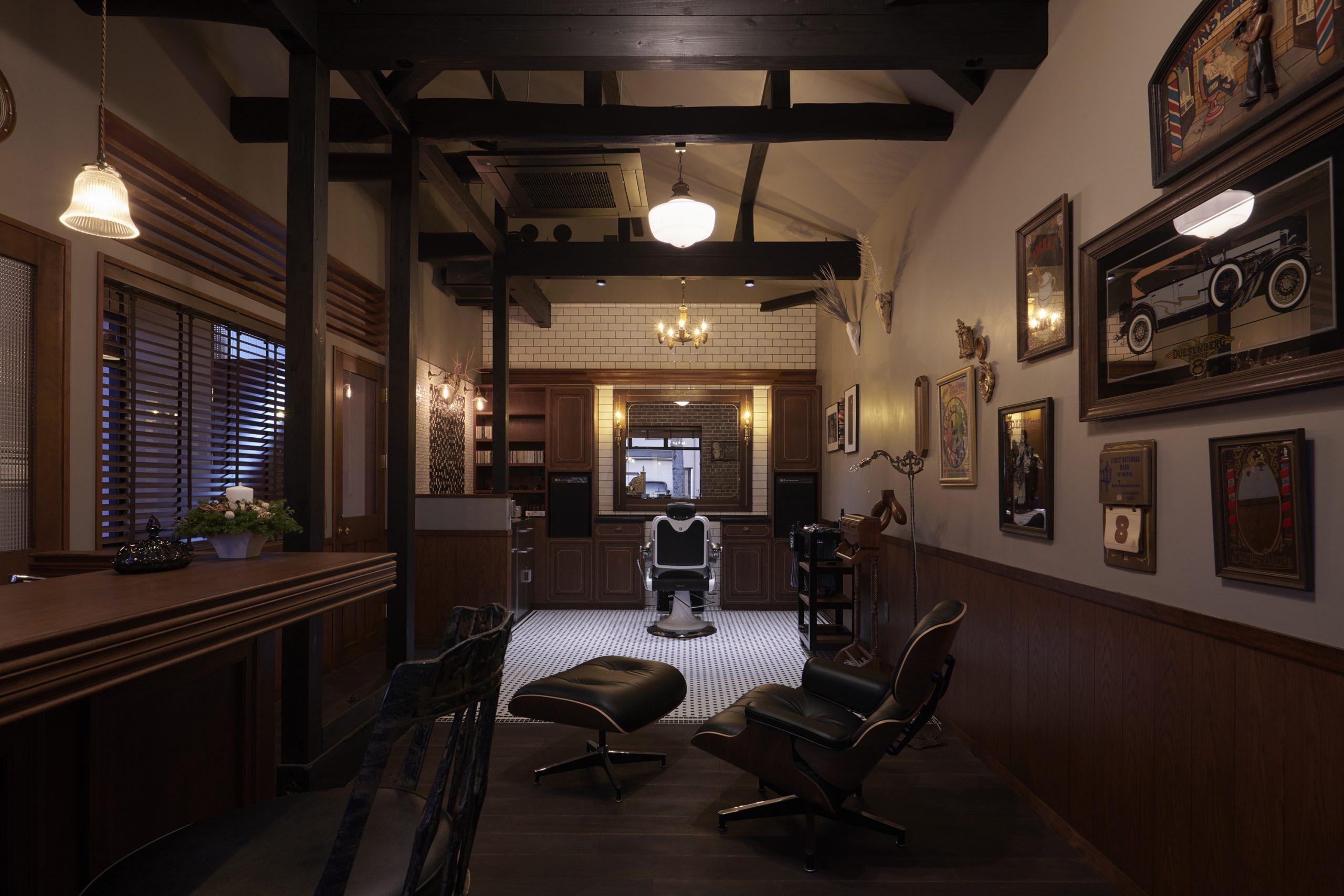 Barber in KAGOSHIMA